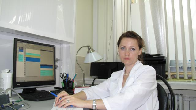 Резюме - врач-рефлексотерапевт