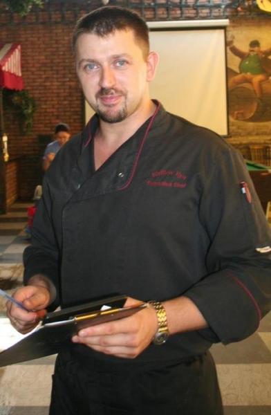 Резюме - шеф-повар
